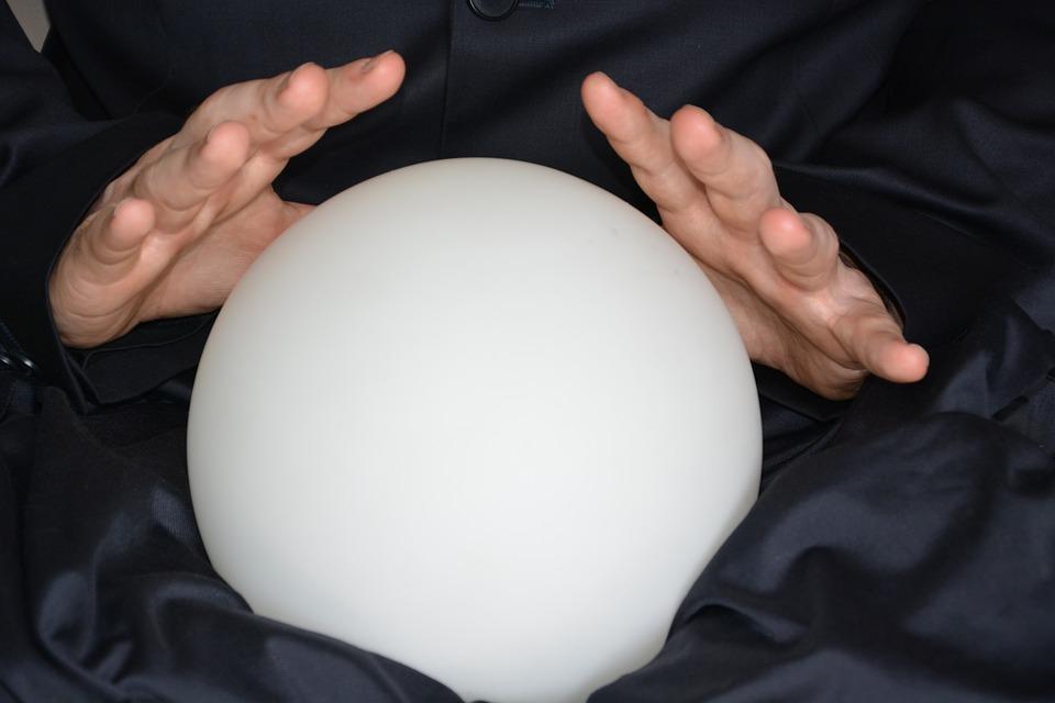 la bola de cristal sí o no